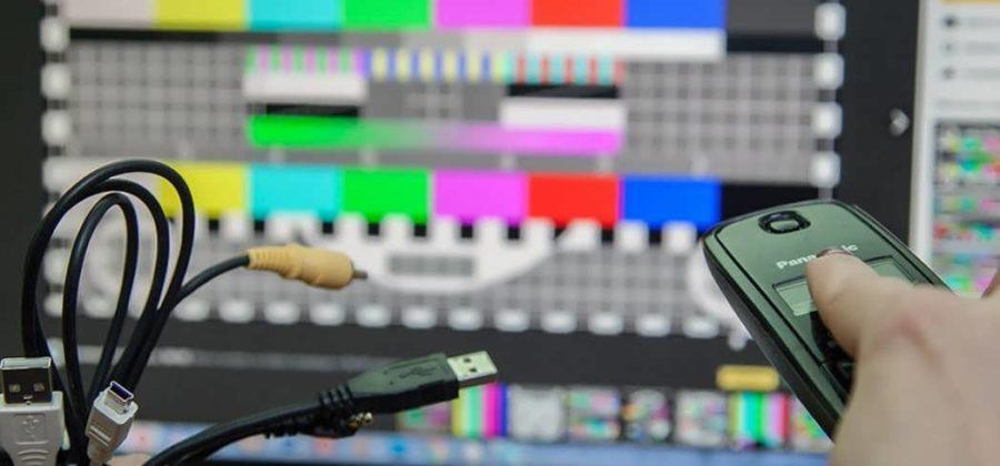 В каком формате вещает цифровое телевидение в России