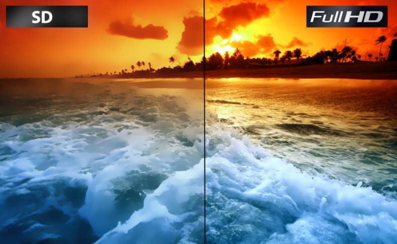 Разница между форматами