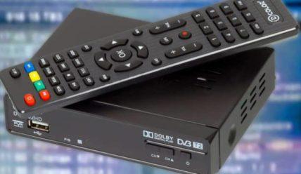 Топ 10 лучших цифровых приставок к телевизору