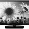 Почему ТВ приставка показывает черно белым?