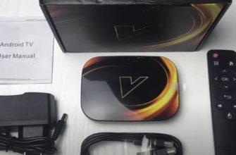 Смарт-ТВ VONTAR X3